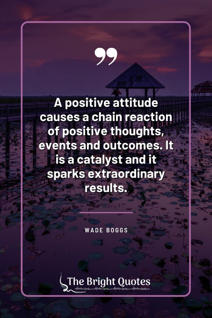 think positively quote