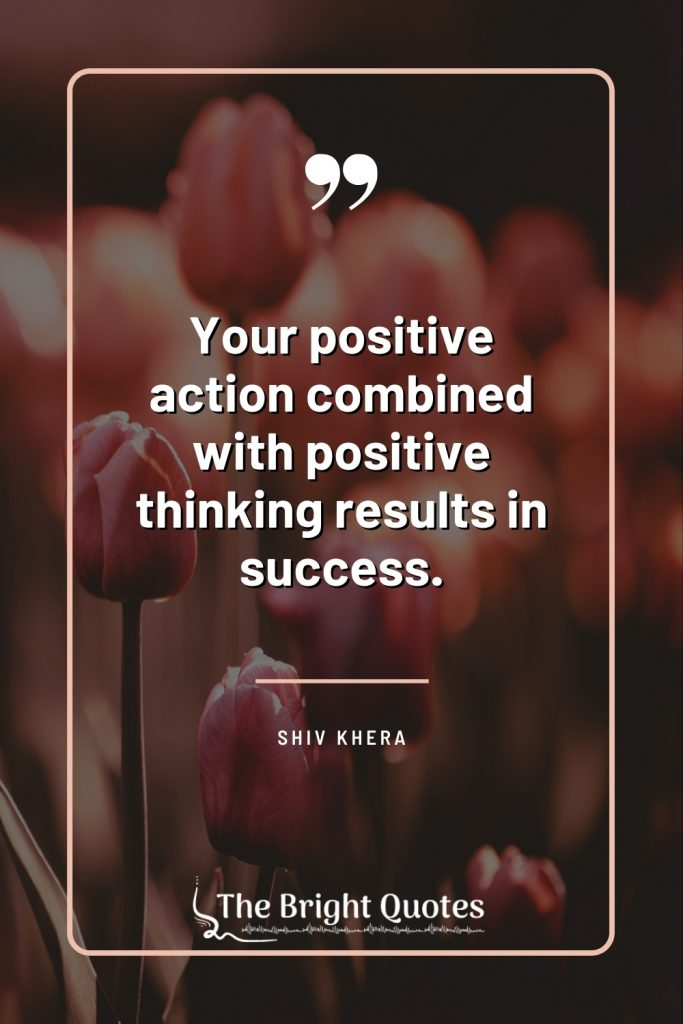 positive energy quote for work