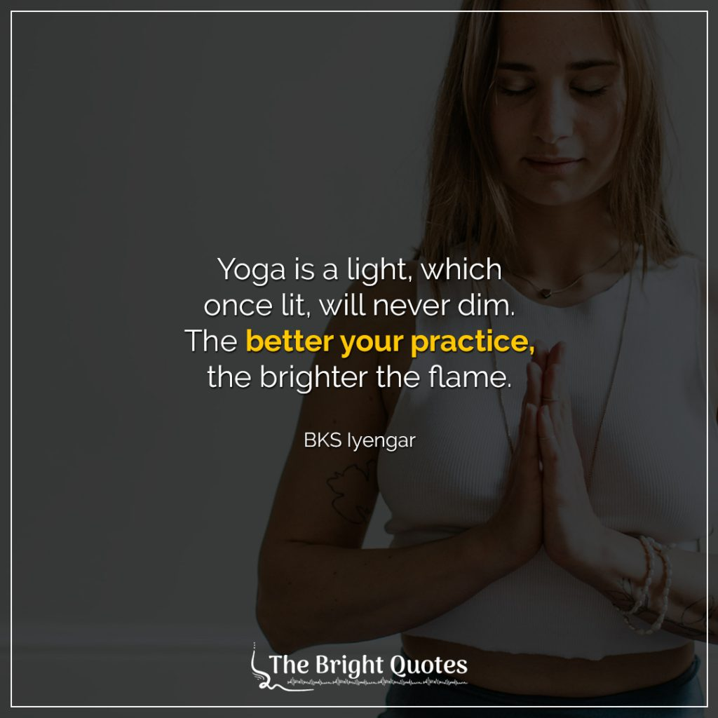 yoga motivational quotes