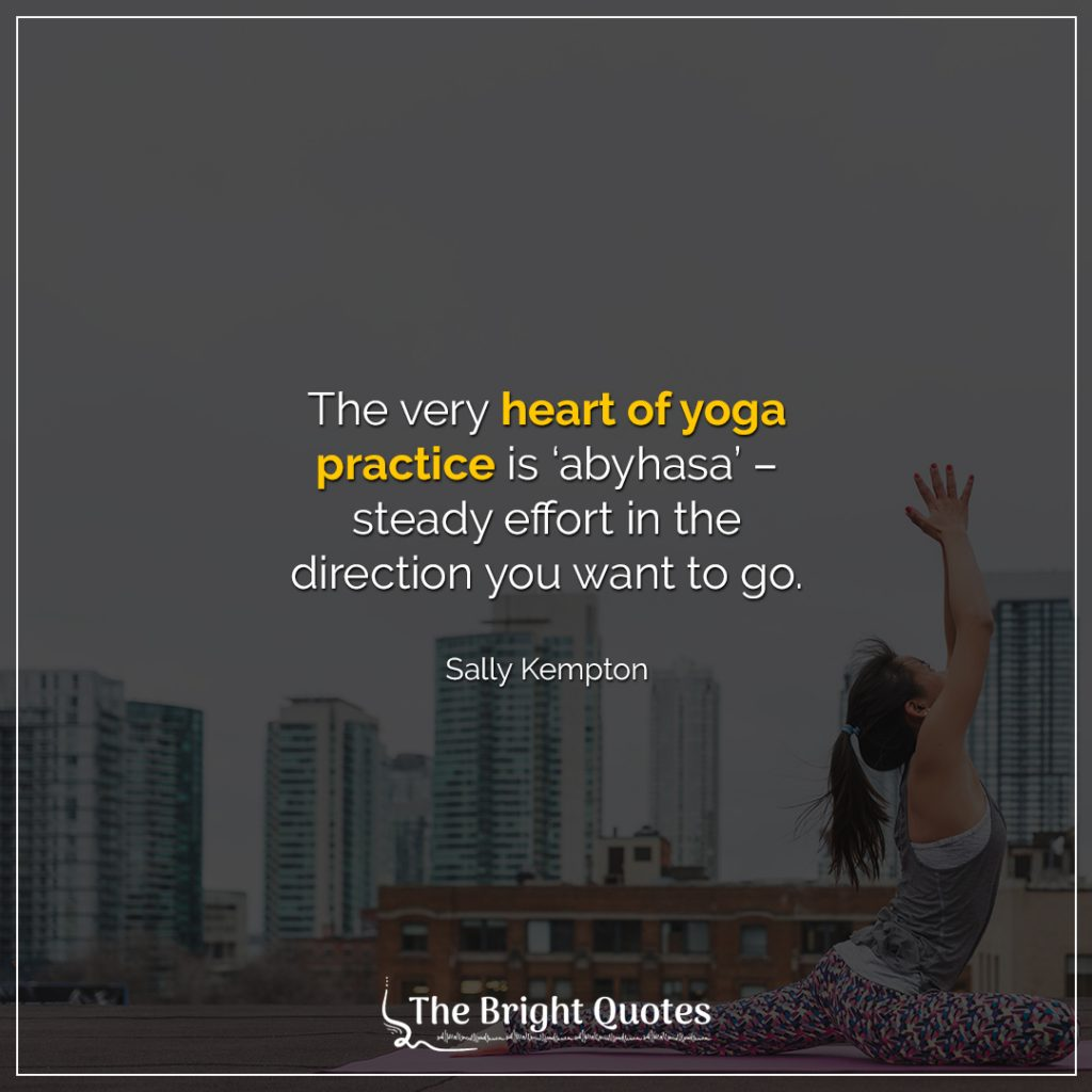 yoga peace quotes