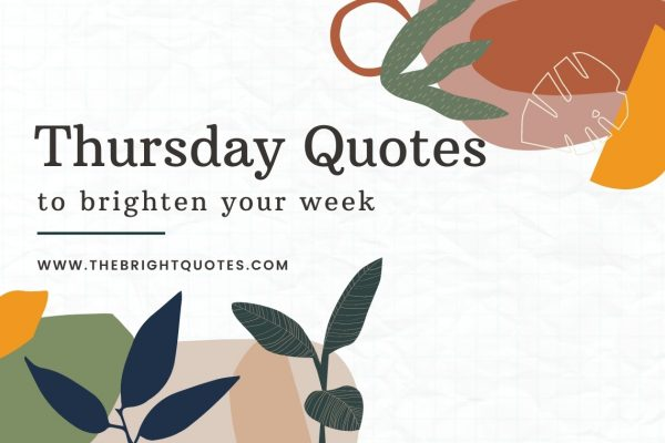 happy thursday quotes featured image