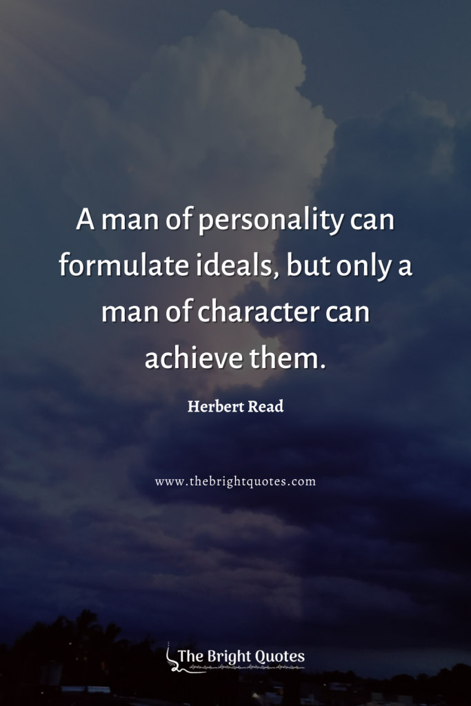 famous quotes on personality
